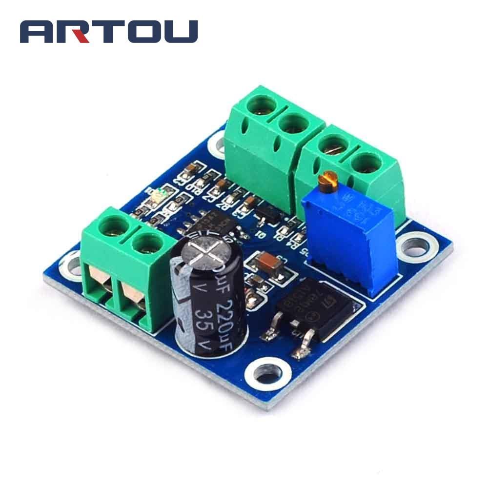 Преобразователь частоты и напряжения 0-10 В в 0-10 кГц, цифро-аналоговый модуль преобразования сигнала напряжения, преобразование частоты в на...
