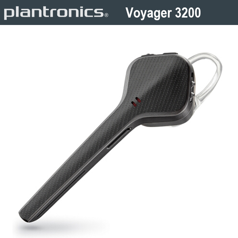 US $99 99 |Plantronics VOYAGER 3200 In ear Bluetooth Wireless Earphone  Noise Cancelling Voice Control Headset With Mic For Smartphone Call-in
