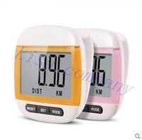 도보 거리 산책 번호 칼로리 측정 보수계 도보 칼로리 소비 링 실행 카운터 전자 시계