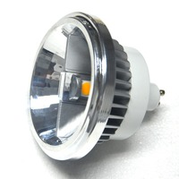 COB AR111 LED Lamp 15W G10 Spotlight AC85V 265V Warm White Cool White For Free Shipping