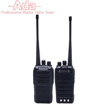 2pcs Walkie Talkie VHF+UHF Dual band 5W 128CH Baofeng BF-UV6 DTMF VOX FM Two-Way Radio Interphone Transceiver A1001A Eshow