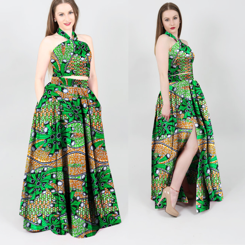 93e881cbbf03b african dress women Fashion Designs Dashiki bazin riche robes femmes bazin  riche dresses long dashiki plus size WY699-in Africa Clothing from Novelty  ...