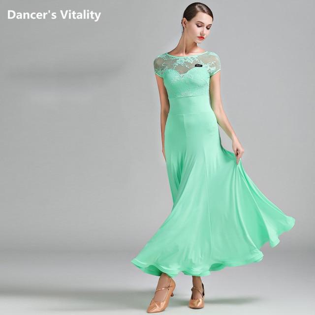 7ce8217a US $55.16 |Nowa Sukienka Tańca Towarzyskiego Latin Sukienka Najnowszy  Projekt Kobieta Nowoczesne Waltz Tango Taniec Sukienka/standardowy Ballroom  ...