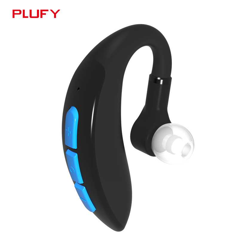 Plufy Bluetooth Headset Wireless Headphones for Mobile Phone with Microphone Sport Stereo Bluetooth Earphone for iPhone Xiaomi
