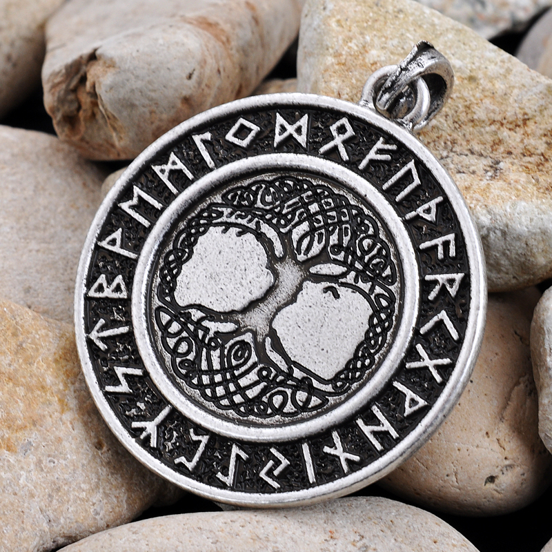 Tree of life in rune pendant viking life tree pendants pantgram rune tree of life in rune pendant viking life tree pendants pantgram rune jewelry drop shipping in pendants from jewelry accessories on aliexpress aloadofball Gallery