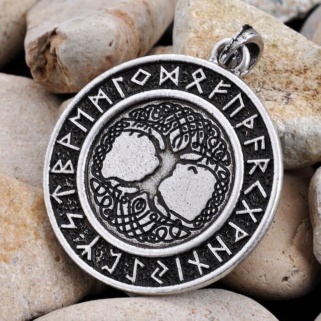 Tree of life in rune pendant viking life tree pendants pantgram tree of life in rune pendant viking life tree pendants pantgram rune jewelry drop shipping aloadofball Choice Image