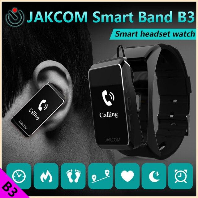 Jakcom b3 smart watch nuevo producto de amplificador de auriculares como hoofdtelefoon versterker aune b1 axon audífono con auriculares