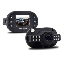 C600 Del Coche DVR 1.5 pulgadas Tft 1080*720 P Mini Coche DVR 12 IR LED de Visión Nocturna Cámara Del Coche Del Vehículo Videocámara g-sensor de Bucle Record