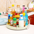 11 Inch Turntable Lazy Susan Spice Flavoring Rack Kitchen Storage Holder