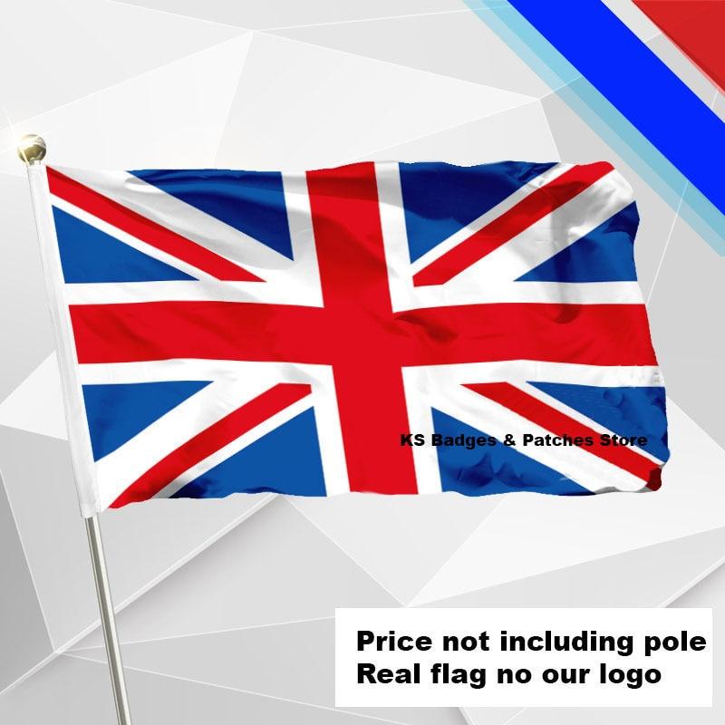 #1 288x192 #2 240x160 #3 192x128 #5 96x64 #6 60x40 #7 30x20 Ks-0210-c 3x5ft Kenntnisreich Großbritannien Flagge Fliegen Flagge #4 144x96