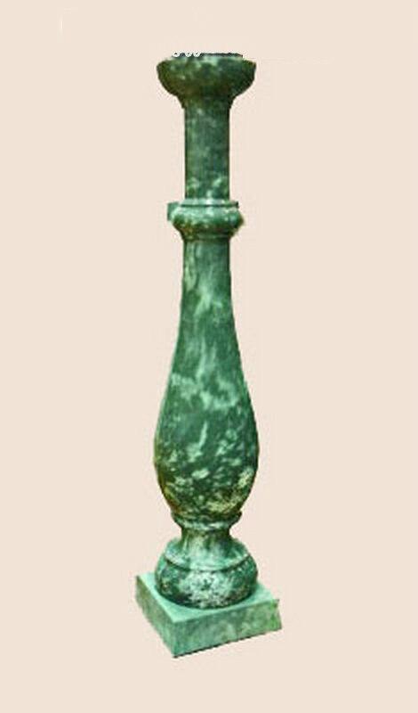 Пластик формы для бетона балясины пластырь для украшения дома камень Плитки, abs Пластик Декор сад, веранда
