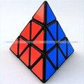 Nova Shengshou Pyramid Pyraminx Velocidade Cubo Mágico 3x3x3 Enigma Torção FreeShipping KTK