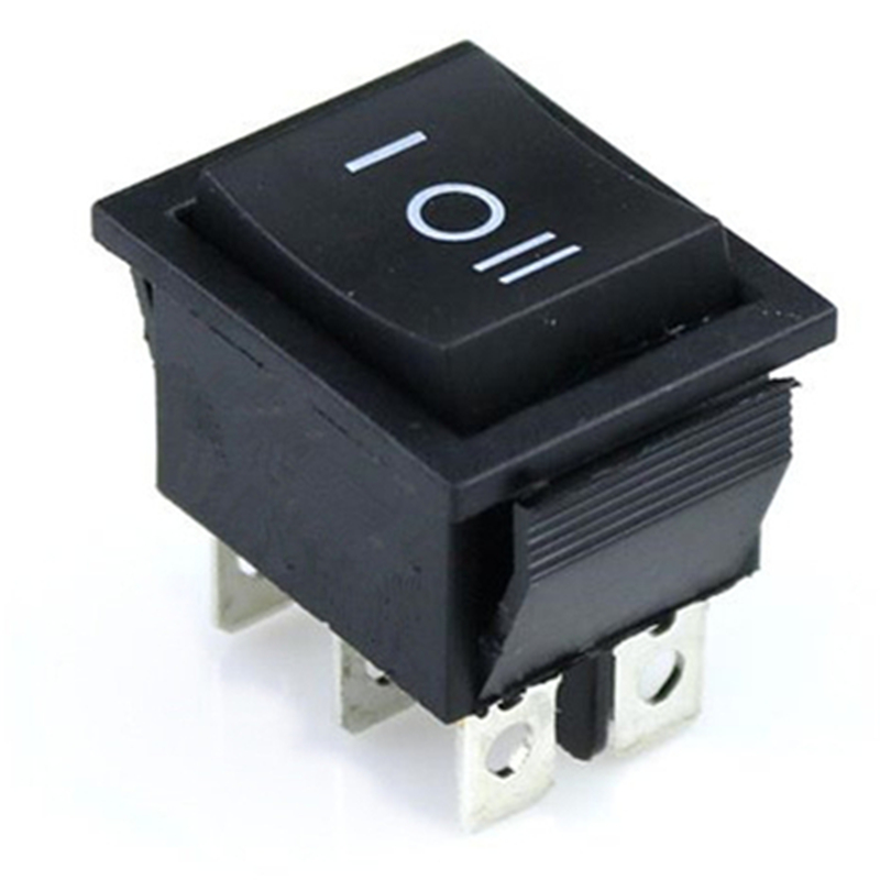 1-PCS-KCD4-6-Pin-Black-Rocker-Switch-Power-Switch-ON-OFF-ON-3-Position-16A (1)