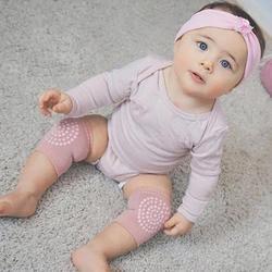 1 пара гетры для новорожденных, Нескользящие наколенник для малышей, наколенники для ползания, calentadores pierna