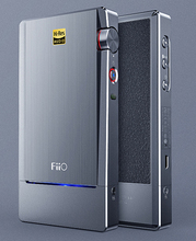 ממליץ FIIO Q5 דגל Bluetooth וdsd ניידת מסוגלת קול USB MFi מפענח DAC של מגבר HIFI AMP DSD 3800 mAh