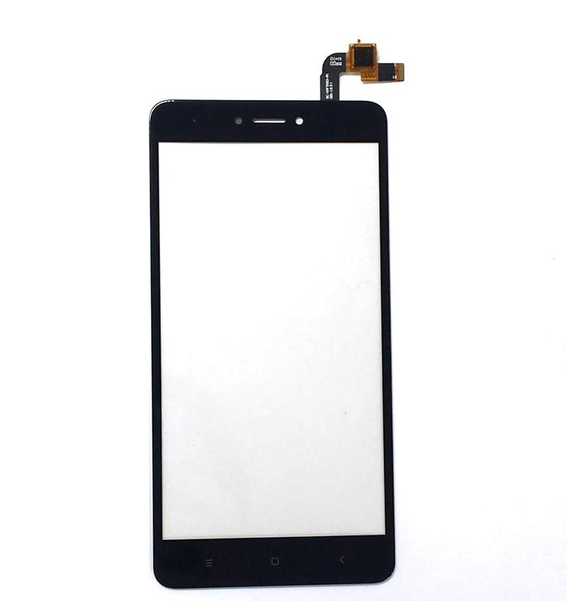 Сенсорный экран для Xiaomi Redmi Note 4X, сенсорный экран, дигитайзер переднего стекла, замена наклеек 3 м