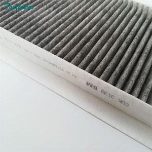 Image 5 - Cabin Filter For Bmw E60 E61 520i 530i 535i 2005 2010 Built in Activated carbon Cabin Filter Car accessories Oem 64319171858