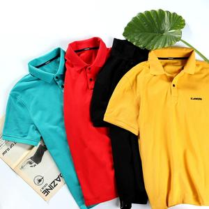 Image 5 - SIMWOOD 2020 summer new embroidered logo polo shirt 100% cotton classic top short sleeve high quality plus size 190295