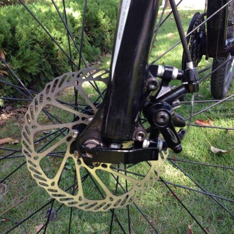 VTT Kit de frein à disque de vélo en aluminium étriers de frein de vélo leviers G3 Rotors 160mm tuyau boulons chauds conception à double Piston
