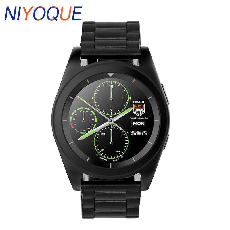 NIYOQUE G6 Smart Watch MTK2502 Bluetooth Smartwatch Sport Heart Rate Monitor for xiaomi Android IOS Phone Relogio inteligente new original no 1 g6 smart watch mtk2502 sport bluetooth 4 0 tracker call running heart rate monitor smartwatch for android ios
