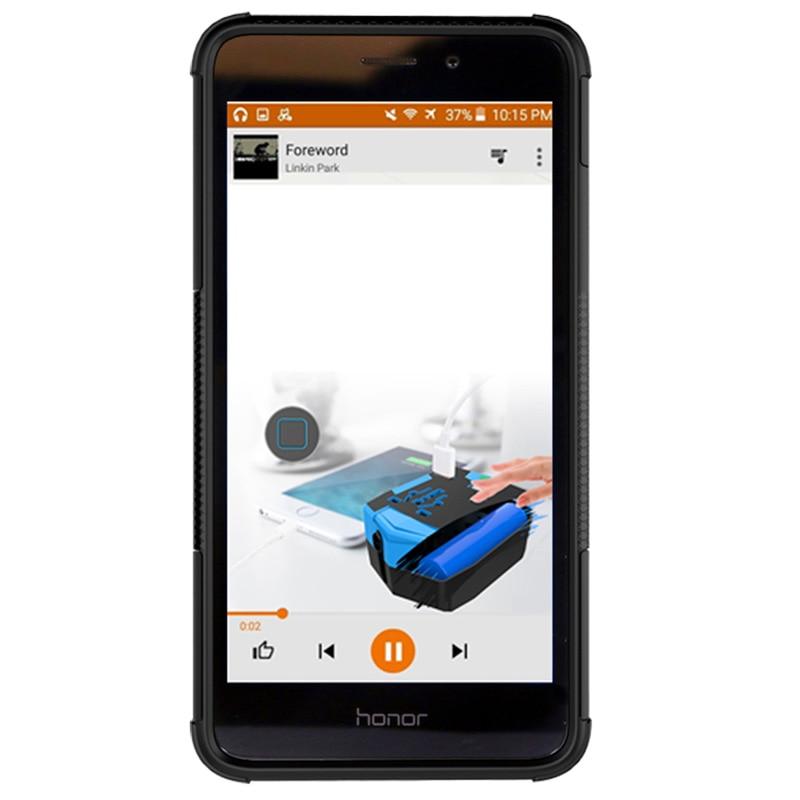 Effelon крышка для случая Huawei Honor 5C TPU + PC сотовый телефон чехол для Coque Huawei Honor 7 lite /Honor 5C 5 C задняя крышка