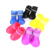 Candy Color Rubber Boots