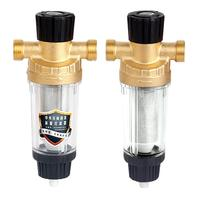 40-45 микрон очистители воды 3000л/ч бытовой фильтр для воды 316 из нержавеющей стали, многоразовый поворотный фильтр для воды