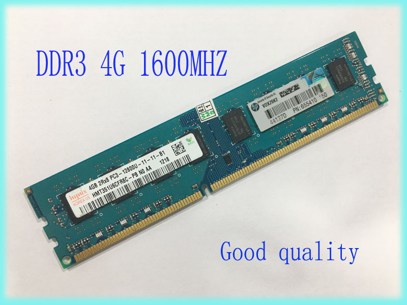 DDR3 4 gb ddr3 pc3-12800 1600 mhz 4g/8g  ram memory for  Intel and  AMD desktop compatible with 1333 mh