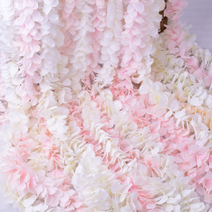 Image 5 - 100 Cm Nhân Tạo Hoa Anh Đào Dây Leo Hoa Lụa Sakura Cho Tiệc Cưới Trần Trang Trí Giả Vòng Hoa Vòm Thường Xuân Tự Làm Đảng trang Trí