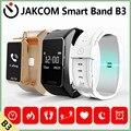Jakcom b3 banda inteligente novo produto de pulseiras como alarme vibratório relógio pulseira atividade rastreador heart rate para xiaomi híbrido