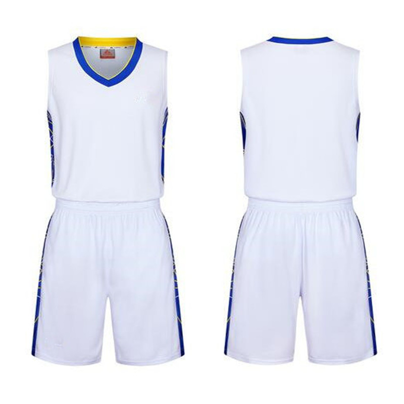 Popular Blank Basketball Jerseys-Buy Cheap Blank ...