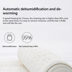 Image 4 - Xiaomi Youpin Smart Removing Mites Electric Blanket Safety Timing Intelligent Temperature Control Convenient Washing for Winter