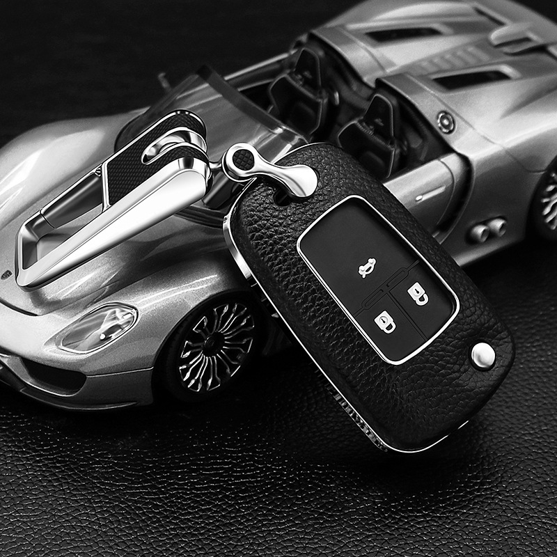 2019 New Car Key Case Key Cover For Chevrolet Cruze Aveo