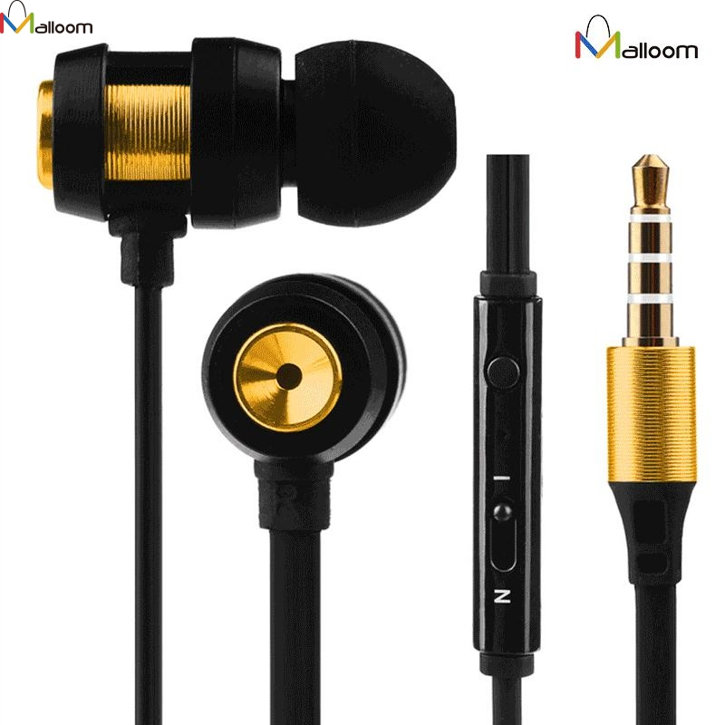 Super Bass Stereo In-Ear Earphone Sport Headset with Headphone For Iphone7 High-quality TPE cable,Tension high quality wire