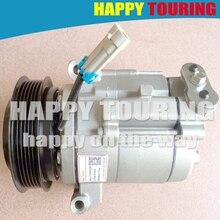 CSP15 Компрессор переменного тока для Chevrolet CRUZE 1.8L 2009-2011 компрессор кондиционера 687997689 13314480 106290114