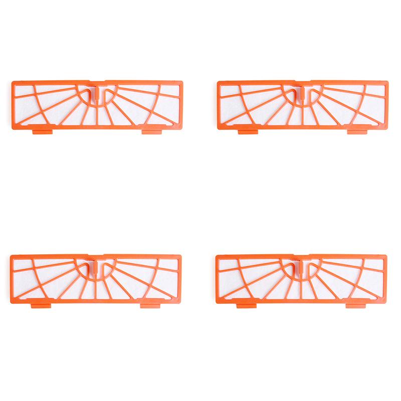For Neato Standard Filter For Botvac Robot Vacuums, 4-PackFor Neato Standard Filter For Botvac Robot Vacuums, 4-Pack