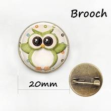 New Zealand kiwi birds picture brooches Decoration exquisite Men Necktie pins Best Deals Ever vintage Owl badge