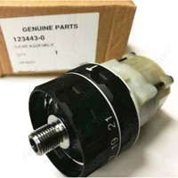 Genuine Gear Box For Makita 123443 0 HP482D DHP482RME DHP482Z DHP482RAE DHP482RFE DHP482 DHP482D XPH10 1234430 Power tool part