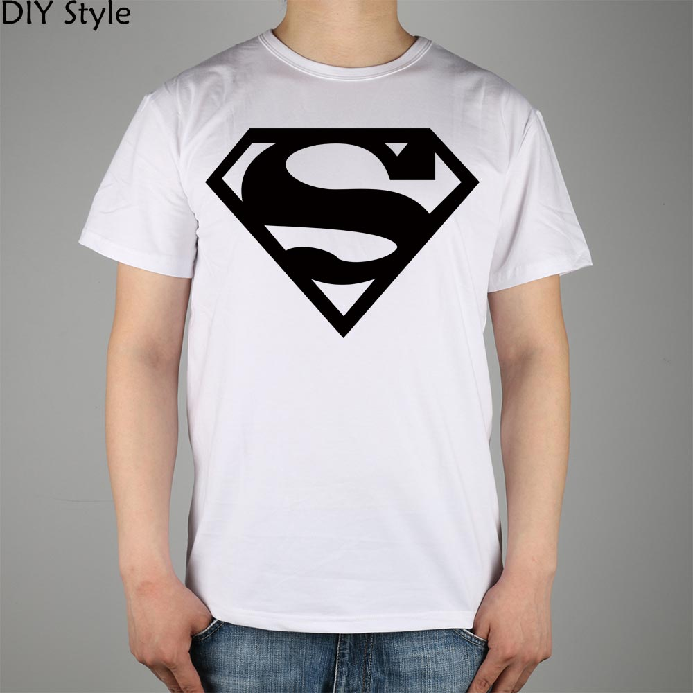 SUPERMAN NICE GUY mark earth guardians seen T-shirt Top Lycra Cotton Men T  shirt New Design High Quality Digital Inkjet Printing 75384e0bad68