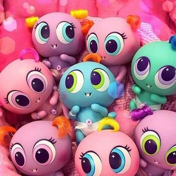 2019 Casimeritos Juguetes encantadores Ksimeritos con 8 diseños diferentes caimerito muñeca de regalo Ksimeritos Juguetes para niñas niños