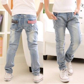 Brand Pants Boys Jeans Kids Trousers Boys Clothing