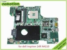 laptop motherboard for dell inspiron N4110 REV F DAV02AMB8F1 CN-00FR3M HM67 ATI 216-0810005 HD 6630M DDR3