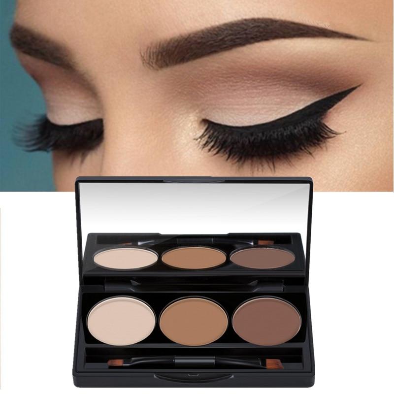 eyebrow shadow. a good eyebrow kit shadow