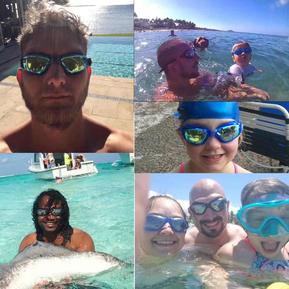 1   óculos de natação 1   carregando caixa de natação óculos de proteção 1   Instrução de operação b3bfb21973