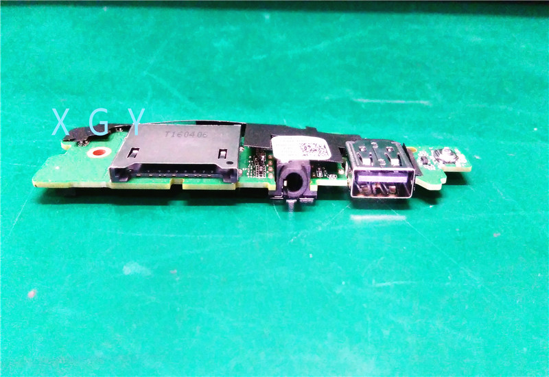 original for Vostro FOR <font><b>DELL</b></font> <font><b>5459</b></font> Power Button USB Audio Card Reader I/O Board DA0AM8PI6D0 9XH8W 09XH8W CN-09XH8W 100% test OK image