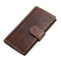 2017 Men Wallet Genuine Cow Leather Wallet Male Clutch Luxury Brand Coin Purse Card Holder Handbags