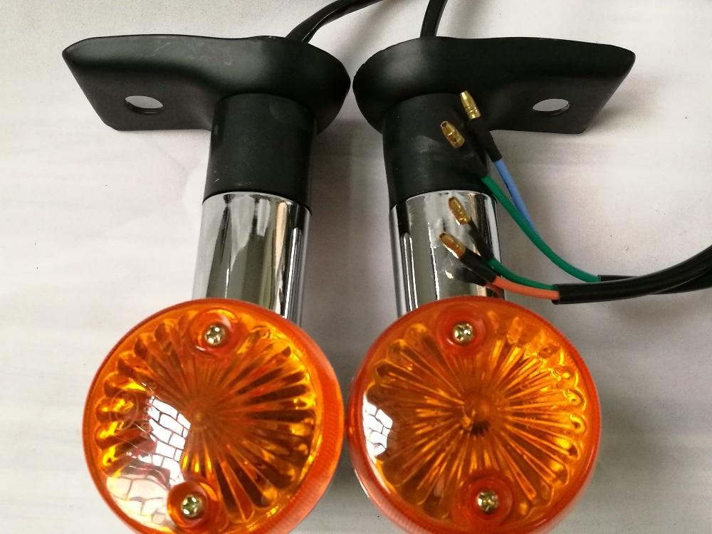Nový GN125 GN 150 po blinkrech blikačů