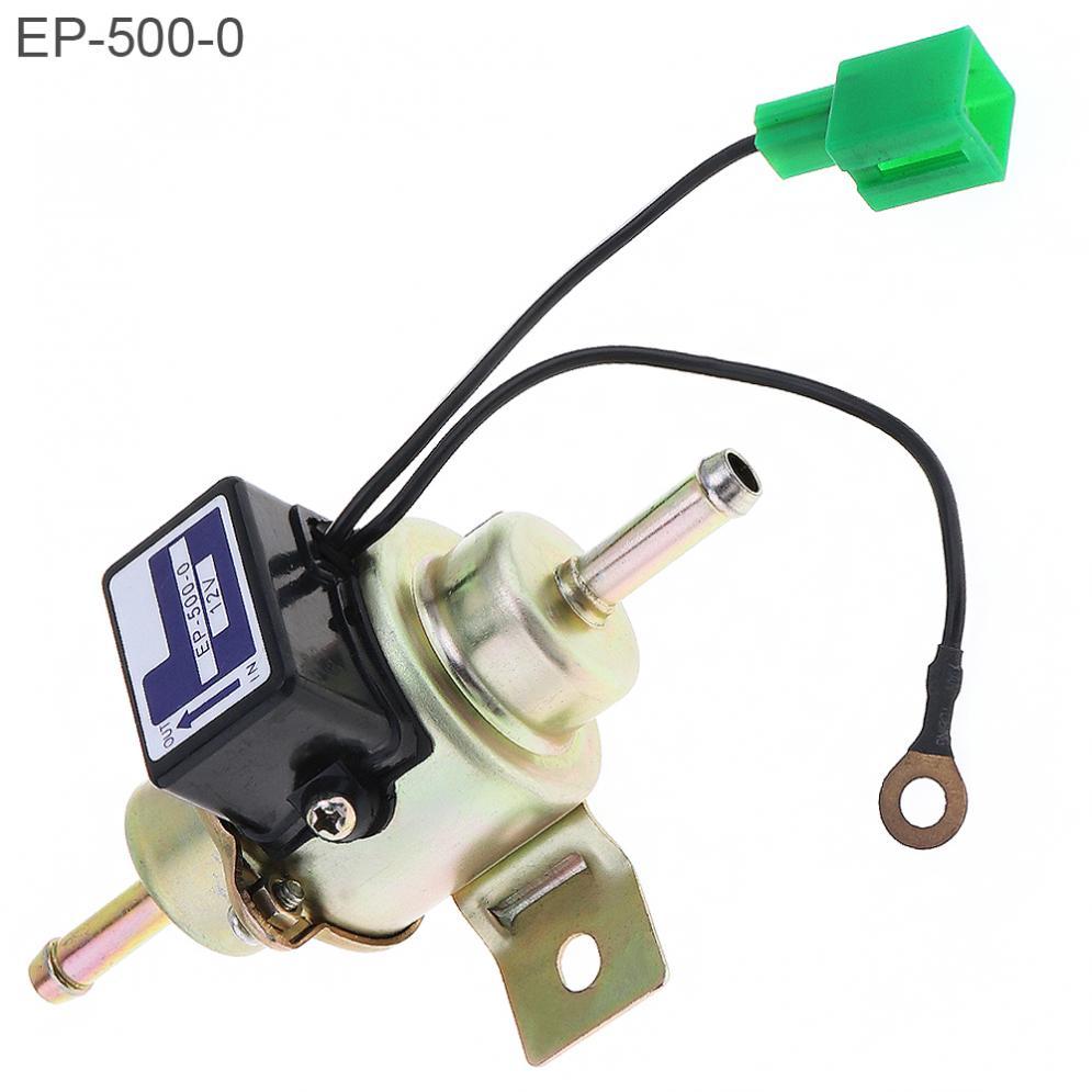 12 V Essence Essence Électrique Pompe À Carburant EP-500-0 Basse Pression pour Mazda
