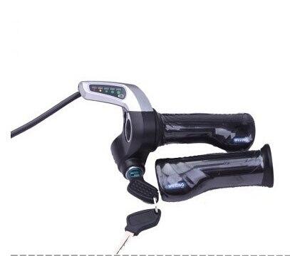 Livraison gratuite wuxing 24 V accélérateur de vélo électrique, kit de conversion de vélo électrique, kit de vélo électrique