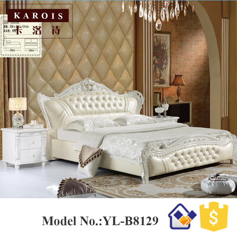 Purple Diamond Bedroom Furniture Antique King Size Bed Design B8126 In Beds From On Aliexpress Alibaba Group